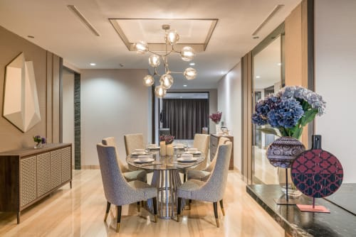 Interior Design by VINDATE INTERIOR & ARCHITECTURE at Apartemen Providence Park - Providence Park Apartment