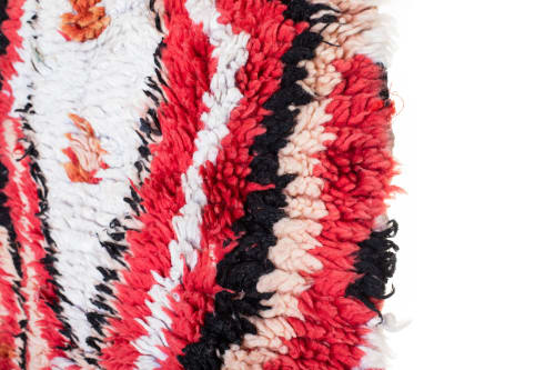 Rugs by Kechmara Designs seen at Creator's Studio, Sacramento - Vintage AZILAL RUG , (runner)