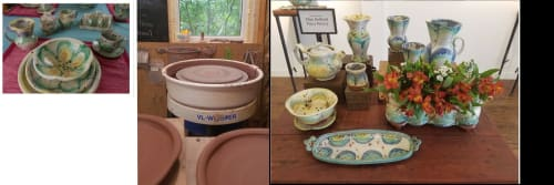 Pincu Pottery - Floral & Garden and Tableware