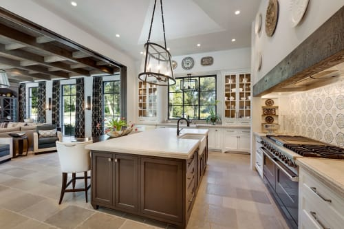 Interior Design by Aspen Leaf Interiors by Marcio Decker seen at Private Residence, San Francisco County - Oak Ridge