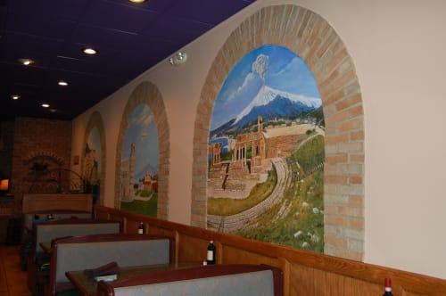 Abraham Art Impressions - Murals and Art