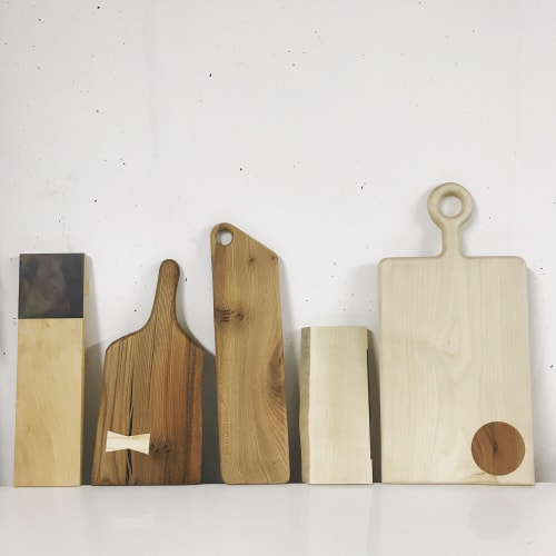 Tableware by Simpson Studio seen at London, London - Chopping and Serving Boards