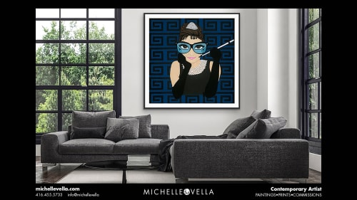 Michelle Vella Art - Paintings and Art