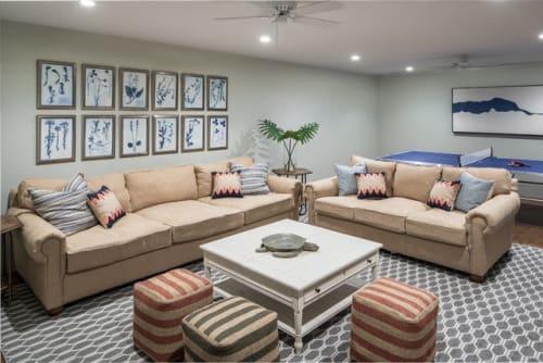 Interior Design by ARCHETYPE Interior Design Studio seen at Private Residence, Kiawah Island - Interior Design