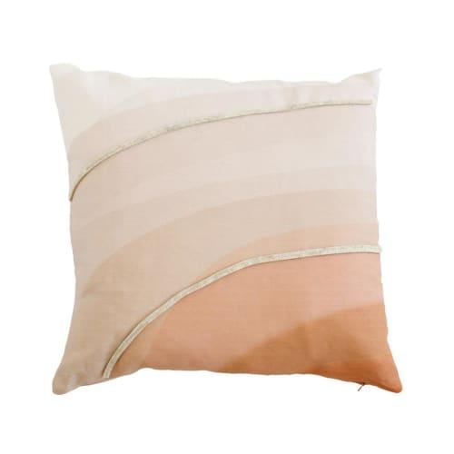 Pillows by Jill Malek Wallpaper - Melt Pillow | Blush