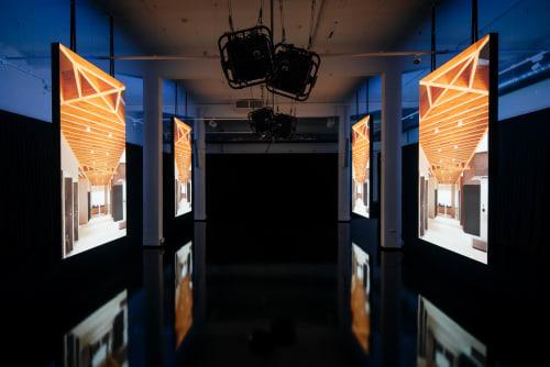 stories / spaces, 1zu33 | Interior Design by 1zu33 Architectural Brand Identity | AIT Architektur Salon in München