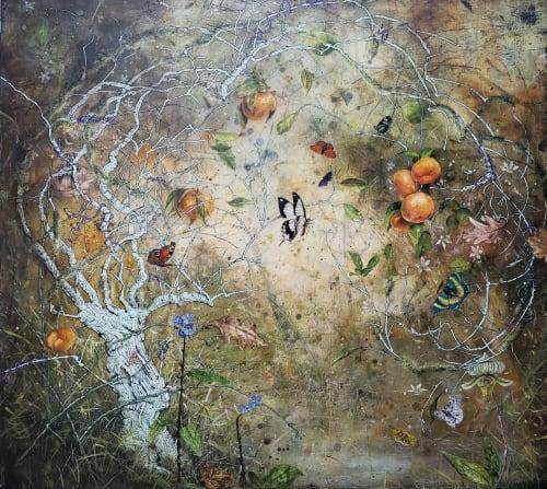 Nathaniel Galka - Paintings and Art