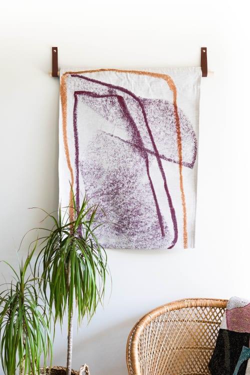 Painted Mountain | Wall Hangings by K'era Morgan