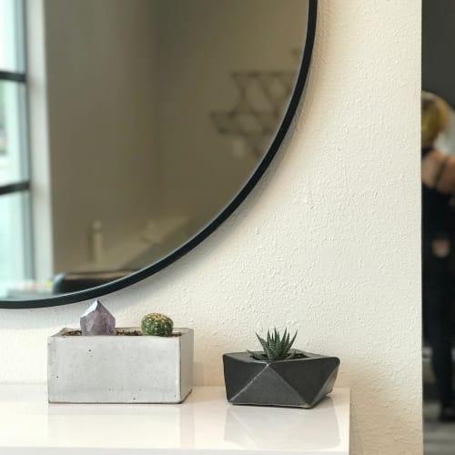 Vases & Vessels by Pazful Designs seen at Zandi K Hair & Skin Studio, Denver - Planter