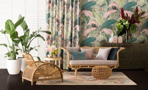 James Dunlop Textiles - Rugs & Textiles and Wallpaper