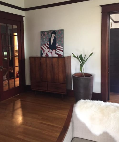 Paintings by Ruth Shively seen at Private Residence, Portland - Anastasia