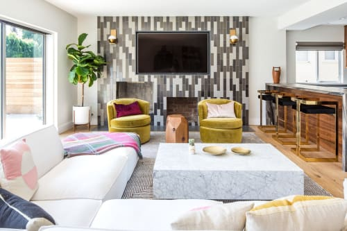Interior Design by Natalie Myers seen at Private Residence, Beverly Hills - Interior Design