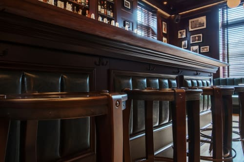 Pier A Harbor House, Bars, Interior Design
