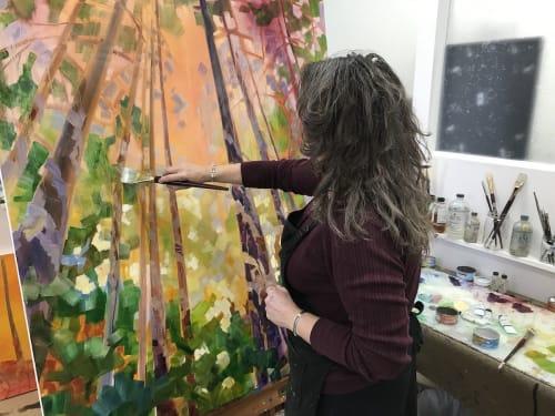 Teresa Smith - Paintings and Art