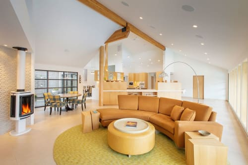 Private Residence, Carson City, Homes, Interior Design