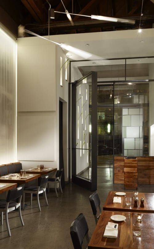 Local Kitchen & Wine Merchant, Restaurants, Interior Design