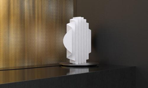 Lamps by Filippo Mambretti seen at Creator's Studio, Venice - Zig Zag