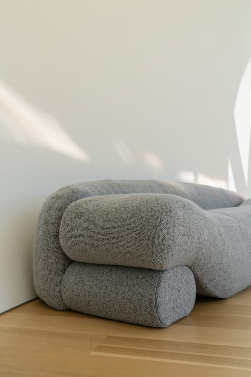 Couches & Sofas by nea studio | Nina Edwards Anker seen at Private Residence - New York City, NY, New York - Beanie Sofa
