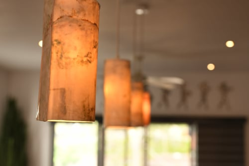 Lighting Design by Sarah Tracton seen at Private Residence, Melbourne - Abbotsford House