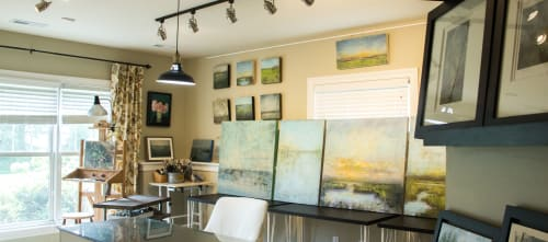 Gina Hecht Fine Art - Paintings and Art