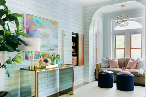 Interior Design by Mary Jo Major Art seen at Private Residence, Washington - Interior Design