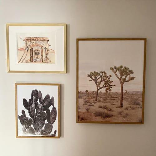 Paintings by Erika Lenaye seen at Private Residence, Wichita - El Choro
