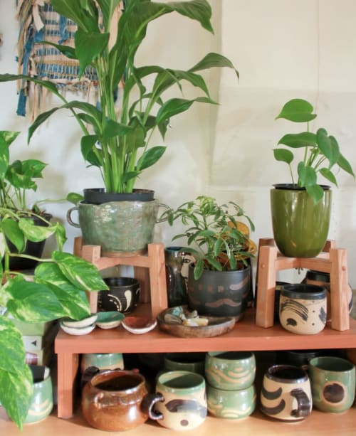 Vases & Vessels by Lexa Luna Studio seen at Private Residence, Seattle - Vases