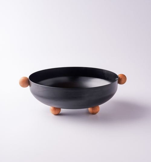 Utensils by Ndt.design seen at Delray Beach, FL, Delray Beach - Salad Bowl - Rondo Collection