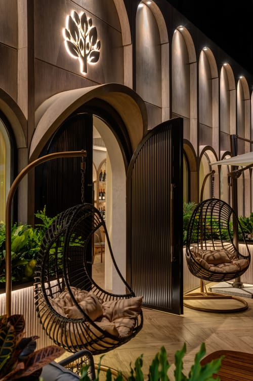 Interior Design by M.R.STUDIO seen at Private Residence - The Green Experience Pavilion