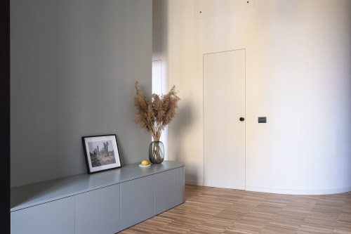 Furniture by Atelierzero seen at Private Residence, Milan, Milan - Credenza