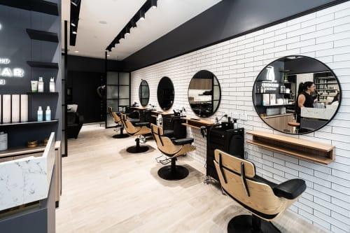 Snow Bear Hairdressing, Other, Interior Design