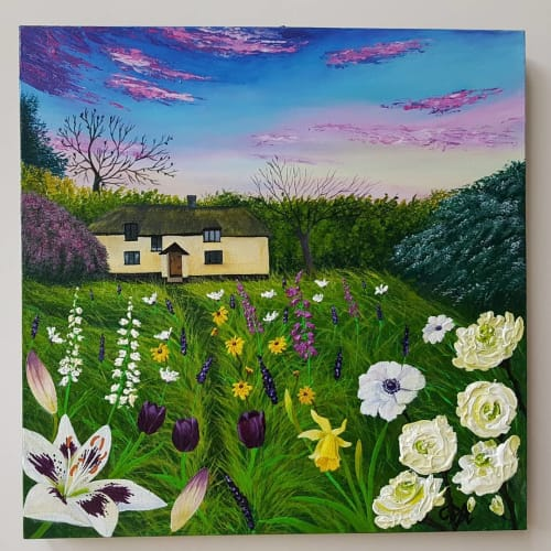 Carolina Arbuthnot - Paintings and Art