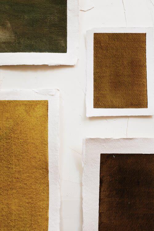 Paintings by Emily Tingey seen at Creator's Studio, Ann Arbor - In Quiet Solitude 06