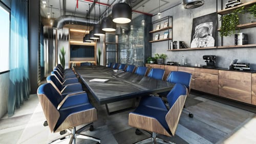 Swiss Bureau Interior Design - Interior Design and Renovation