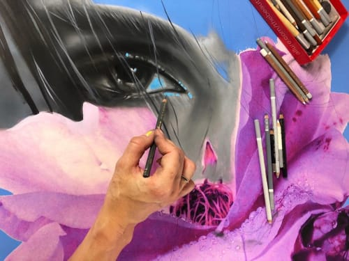 Mallory Dawn - Murals and Art