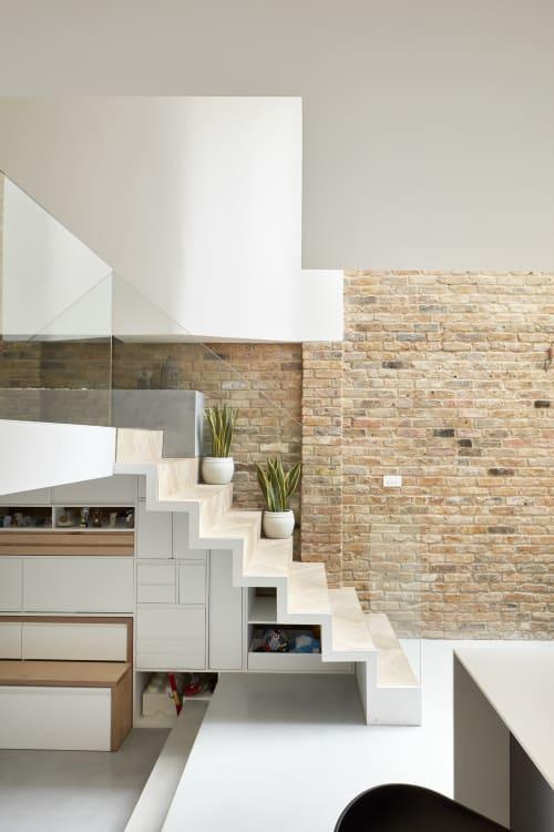 Architecture by Scenario Architecture seen at Private Residence, London - The Scenario House