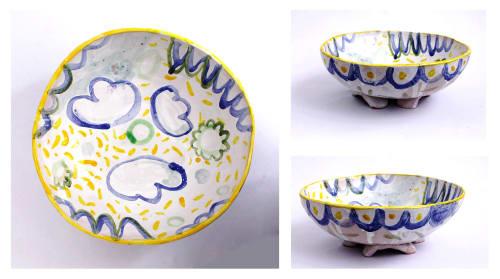 Ceramic Plates by Desislava Terzieva seen at Sofia, Sofia - Small items