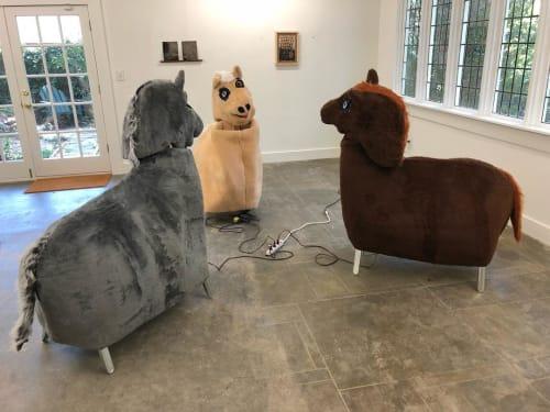 Mike Calway-Fagen - Public Sculptures and Public Art