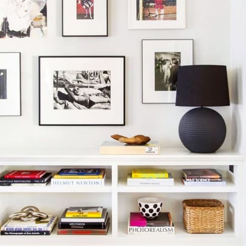 Vases & Vessels by Matthew Ward at Private Residence, New York - Black Polka Dot Bowl