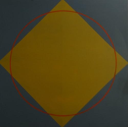 Wallpaper by Bob Barron seen at London, London - Orbit 2