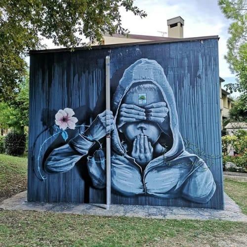 Ale Senso - Art and Street Murals