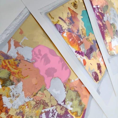 Andrew J Millar - Paintings and Art