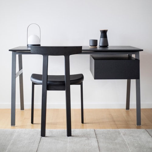 Tables by Niels Bendtsen seen at Private Residence, Vancouver - Homework desk