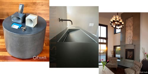 VC Studio Inc. - Water Fixtures and Fireplaces