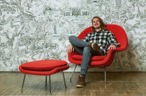 Doodle Dood LLC - Murals and Art