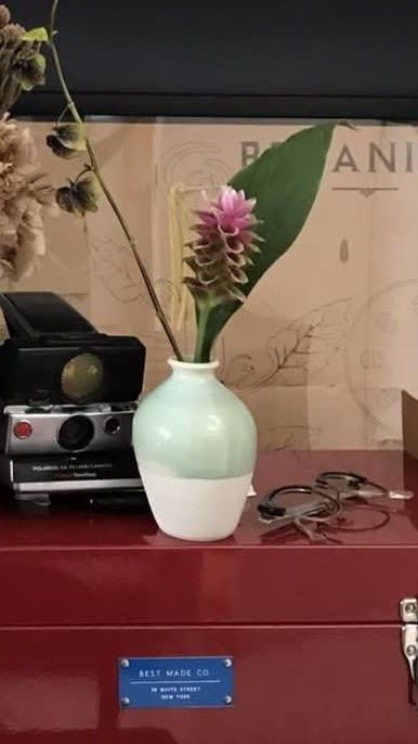 Vases & Vessels by Sloane Angell seen at Private Residence, Tokyo - Ceramic Vase