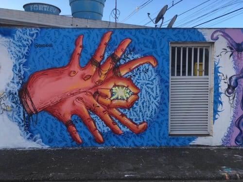 Ceci Shiki - Murals and Art