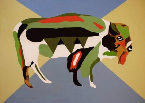 Erik Railton Studio - Paintings and Art