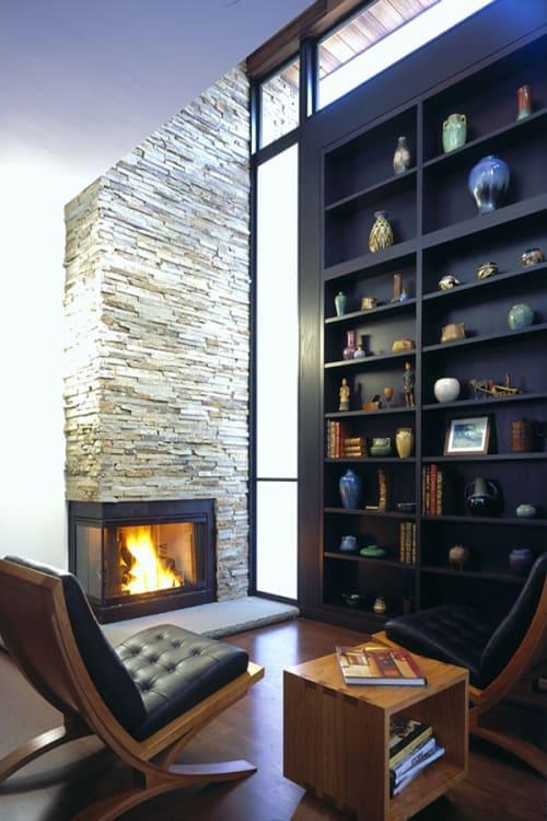 Interior Design by Ruhl Studio Architects at Private Residence, Cambridge - Architectural Design