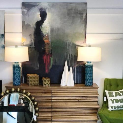 Paintings by Gena Brodie Robbins - Brodie Studio seen at Brodie Studio, Buford - Inner Strength